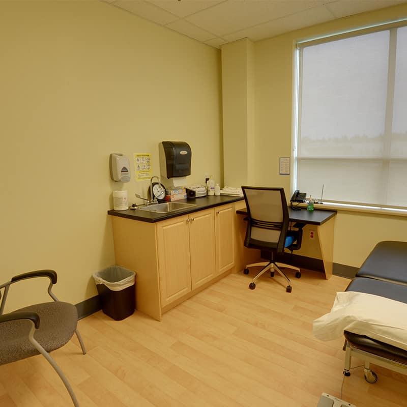 barrie assessment room 4