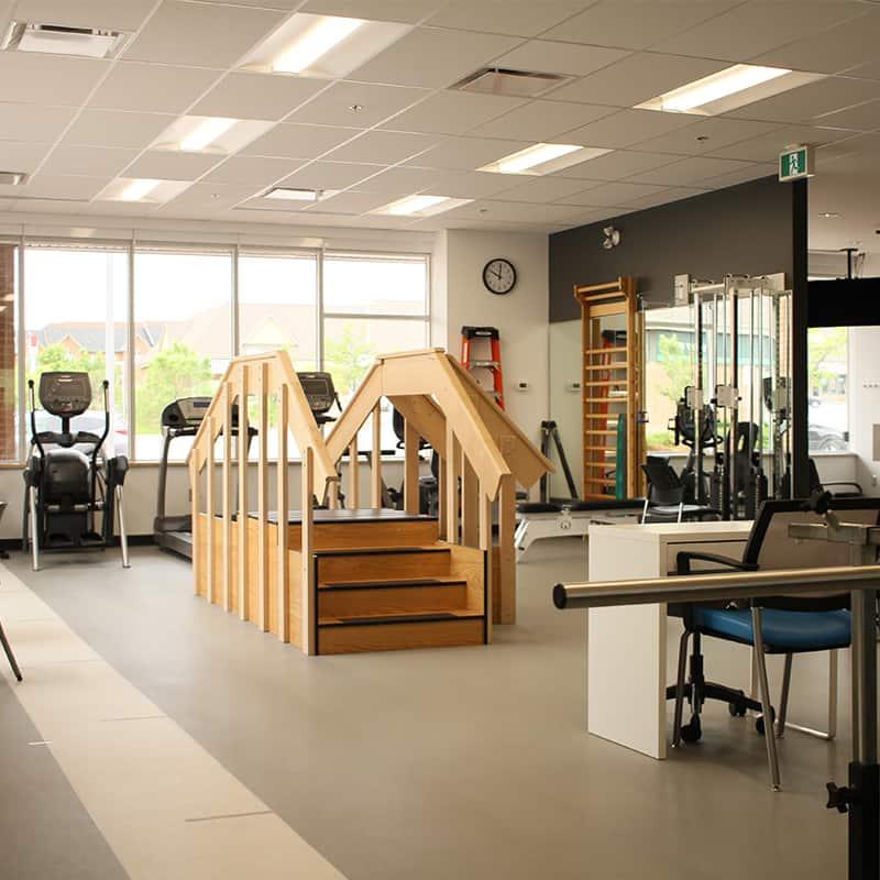 vaughan gym