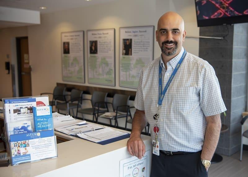 Altum health Toronto western hospital