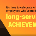 Long Service achievement
