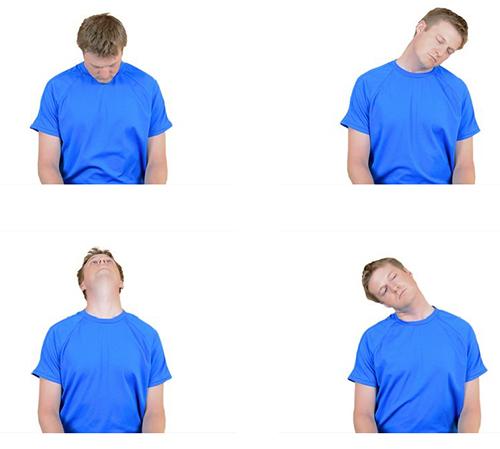 movement flow routine neck
